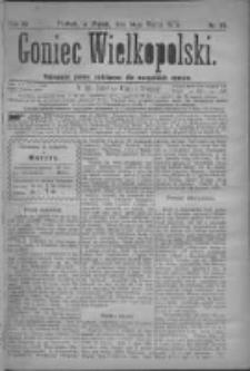 Goniec Wielkopolski: najtańsze pismo codzienne dla wszystkich stanów 1879.03.14 R.3 Nr61