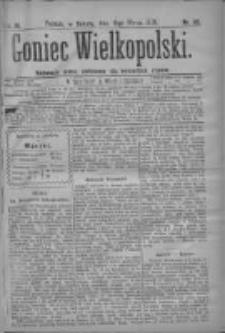 Goniec Wielkopolski: najtańsze pismo codzienne dla wszystkich stanów 1879.03.15 R.3 Nr62