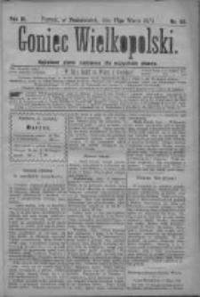 Goniec Wielkopolski: najtańsze pismo codzienne dla wszystkich stanów 1879.03.17 R.3 Nr63