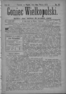 Goniec Wielkopolski: najtańsze pismo codzienne dla wszystkich stanów 1879.03.21 R.3 Nr67