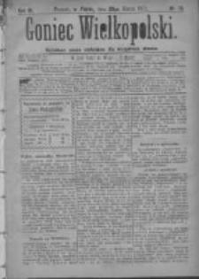 Goniec Wielkopolski: najtańsze pismo codzienne dla wszystkich stanów 1879.03.28 R.3 Nr72