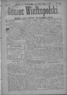 Goniec Wielkopolski: najtańsze pismo codzienne dla wszystkich stanów 1879.03.31 R.3 Nr74