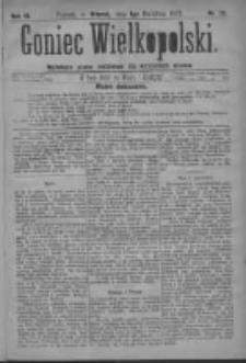 Goniec Wielkopolski: najtańsze pismo codzienne dla wszystkich stanów 1879.04.01 R.3 Nr75
