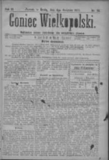 Goniec Wielkopolski: najtańsze pismo codzienne dla wszystkich stanów 1879.04.02 R.3 Nr76