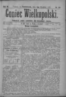 Goniec Wielkopolski: najtańsze pismo codzienne dla wszystkich stanów 1879.04.07 R.3 Nr80