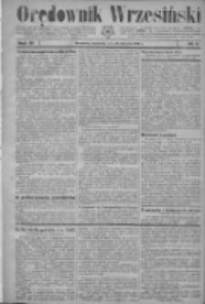 Orędownik Wrzesiński 1924.01.24 R.6 Nr11