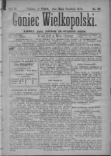 Goniec Wielkopolski: najtańsze pismo codzienne dla wszystkich stanów 1879.04.25 R.3 Nr95