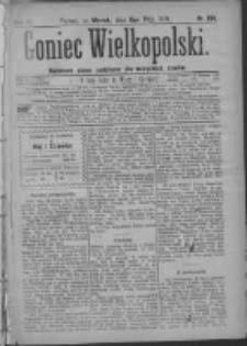 Goniec Wielkopolski: najtańsze pismo codzienne dla wszystkich stanów 1879.05.06 R.3 Nr104