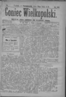 Goniec Wielkopolski: najtańsze pismo codzienne dla wszystkich stanów 1879.05.12 R.3 Nr108