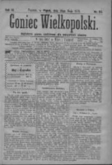Goniec Wielkopolski: najtańsze pismo codzienne dla wszystkich stanów 1879.05.16 R.3 Nr112