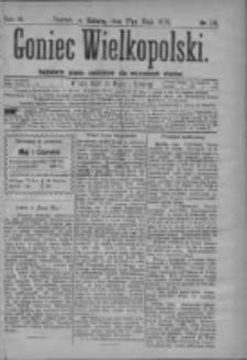 Goniec Wielkopolski: najtańsze pismo codzienne dla wszystkich stanów 1879.05.17 R.3 Nr113