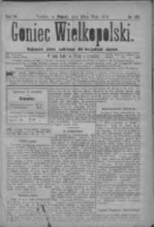 Goniec Wielkopolski: najtańsze pismo codzienne dla wszystkich stanów 1879.05.23 R.3 Nr117