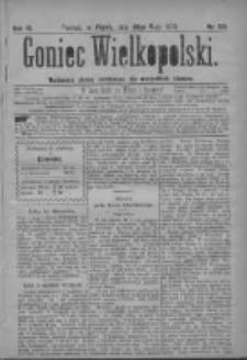 Goniec Wielkopolski: najtańsze pismo codzienne dla wszystkich stanów 1879.05.30 R.3 Nr123