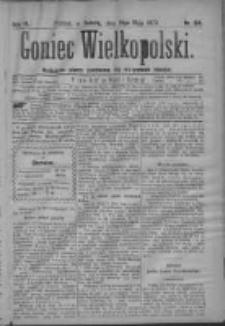 Goniec Wielkopolski: najtańsze pismo codzienne dla wszystkich stanów 1879.05.31 R.3 Nr124