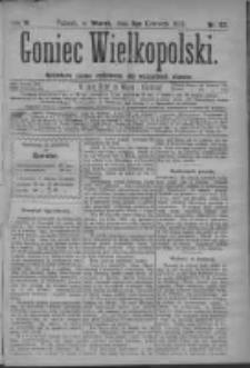 Goniec Wielkopolski: najtańsze pismo codzienne dla wszystkich stanów 1879.06.03 R.3 Nr125