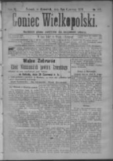 Goniec Wielkopolski: najtańsze pismo codzienne dla wszystkich stanów 1879.06.05 R.3 Nr127