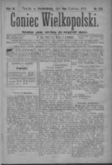 Goniec Wielkopolski: najtańsze pismo codzienne dla wszystkich stanów 1879.06.09 R.3 Nr130