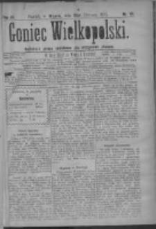 Goniec Wielkopolski: najtańsze pismo codzienne dla wszystkich stanów 1879.06.10 R.3 Nr131