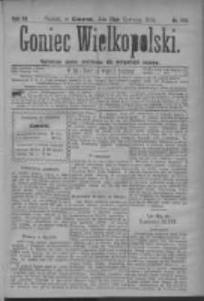 Goniec Wielkopolski: najtańsze pismo codzienne dla wszystkich stanów 1879.06.13 R.3 Nr133