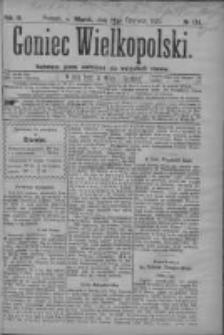 Goniec Wielkopolski: najtańsze pismo codzienne dla wszystkich stanów 1879.06.17 R.3 Nr136