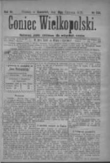 Goniec Wielkopolski: najtańsze pismo codzienne dla wszystkich stanów 1879.06.19 R.3 Nr138
