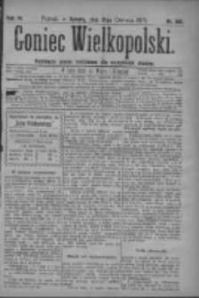 Goniec Wielkopolski: najtańsze pismo codzienne dla wszystkich stanów 1879.06.21 R.3 Nr140