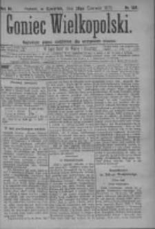 Goniec Wielkopolski: najtańsze pismo codzienne dla wszystkich stanów 1879.06.26 R.3 Nr144