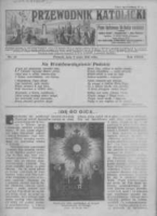 Przewodnik Katolicki. 1926 R.32 nr19