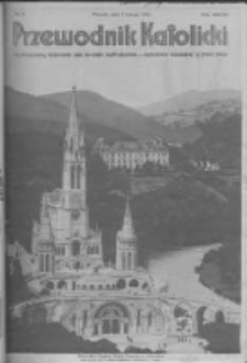 Przewodnik Katolicki. 1931 R.37 nr6