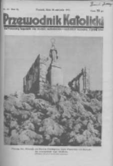 Przewodnik Katolicki. 1931 R.37 nr35