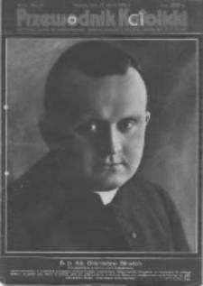 Przewodnik Katolicki. 1938 R.44 nr11