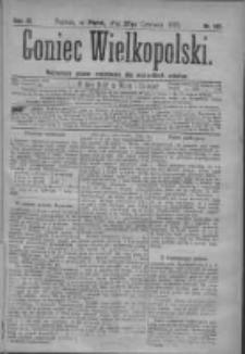 Goniec Wielkopolski: najtańsze pismo codzienne dla wszystkich stanów 1879.06.27 R.3 Nr145