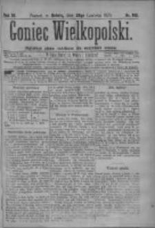 Goniec Wielkopolski: najtańsze pismo codzienne dla wszystkich stanów 1879.06.28 R.3 Nr146