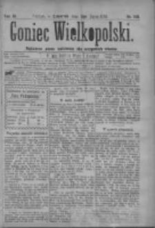 Goniec Wielkopolski: najtańsze pismo codzienne dla wszystkich stanów 1879.07.03 R.3 Nr149