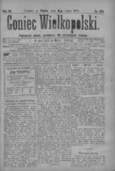 Goniec Wielkopolski: najtańsze pismo codzienne dla wszystkich stanów 1879.07.11 R.3 Nr156