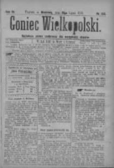 Goniec Wielkopolski: najtańsze pismo codzienne dla wszystkich stanów 1879.07.13 R.3 Nr158