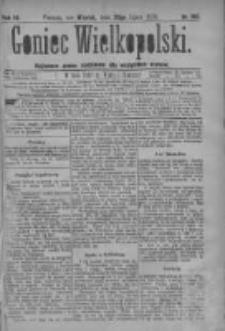 Goniec Wielkopolski: najtańsze pismo codzienne dla wszystkich stanów 1879.07.22 R.3 Nr165