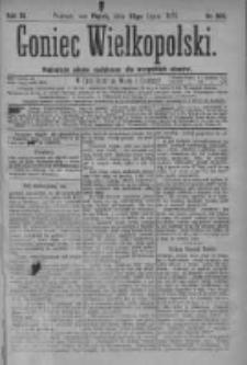 Goniec Wielkopolski: najtańsze pismo codzienne dla wszystkich stanów 1879.07.25 R.3 Nr168