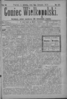 Goniec Wielkopolski: najtańsze pismo codzienne dla wszystkich stanów 1879.08.09 R.3 Nr181