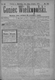 Goniec Wielkopolski: najtańsze pismo codzienne dla wszystkich stanów 1879.08.24 R.3 Nr193
