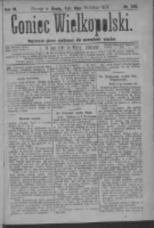Goniec Wielkopolski: najtańsze pismo codzienne dla wszystkich stanów 1879.09.10 R.3 Nr206