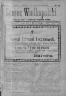 Goniec Wielkopolski: najtańsze pismo codzienne dla wszystkich stanów 1879.09.16 R.3 Nr211