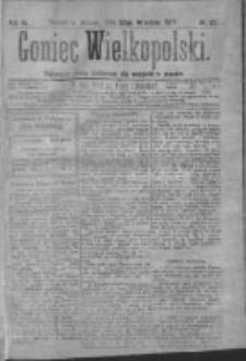 Goniec Wielkopolski: najtańsze pismo codzienne dla wszystkich stanów 1879.09.23 R.3 Nr217