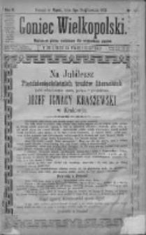 Goniec Wielkopolski: najtańsze pismo codzienne dla wszystkich stanów 1879.10.03 R.3 Nr226
