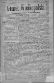 Goniec Wielkopolski: najtańsze pismo codzienne dla wszystkich stanów 1879.10.09 R.3 Nr231