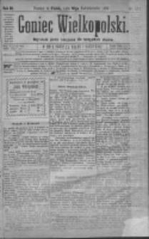 Goniec Wielkopolski: najtańsze pismo codzienne dla wszystkich stanów 1879.10.10 R.3 Nr232