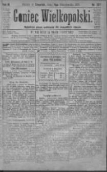 Goniec Wielkopolski: najtańsze pismo codzienne dla wszystkich stanów 1879.10.16 R.3 Nr237