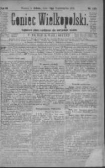 Goniec Wielkopolski: najtańsze pismo codzienne dla wszystkich stanów 1879.10.18 R.3 Nr239