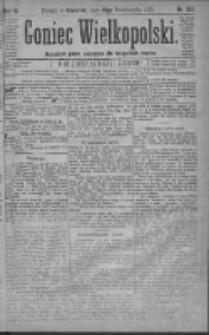 Goniec Wielkopolski: najtańsze pismo codzienne dla wszystkich stanów 1879.10.23 R.3 Nr243