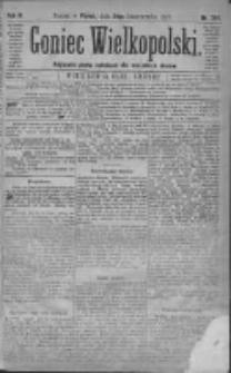 Goniec Wielkopolski: najtańsze pismo codzienne dla wszystkich stanów 1879.10.24 R.3 Nr244